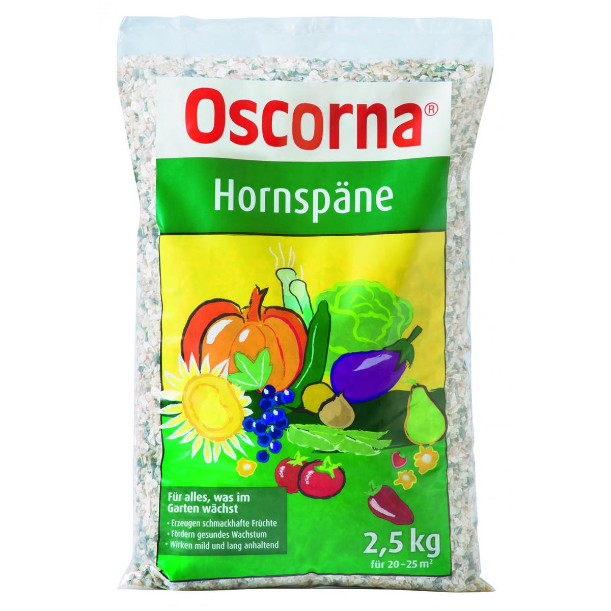 oscorna hornsp ne 2 5 kg d nger haus garten. Black Bedroom Furniture Sets. Home Design Ideas