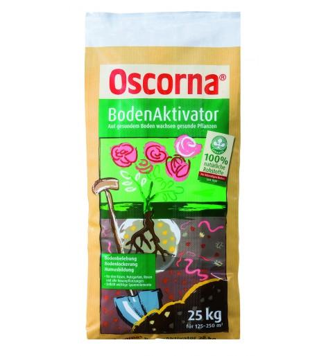 oscorna bodenaktivator 25kg bl hpflanzen d nger haus garten. Black Bedroom Furniture Sets. Home Design Ideas