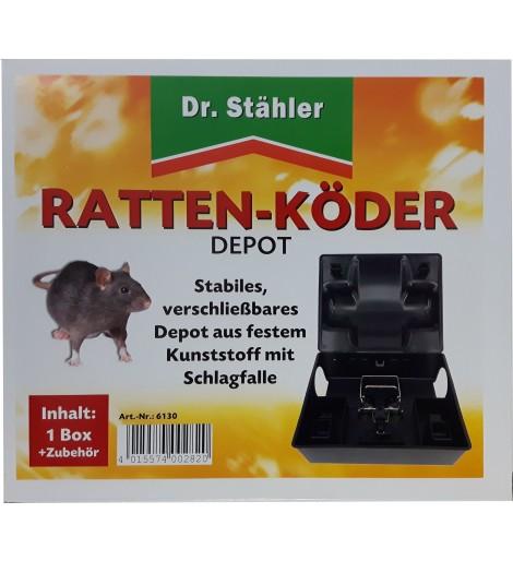 Dr-Stähler-Ratten-Köder-Depot