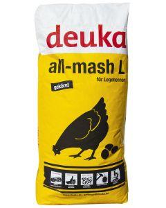 Deuka All-Mash L gek. 25 kg