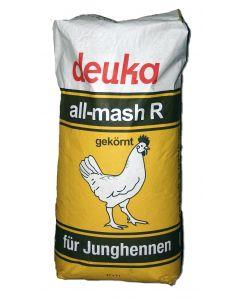 Deuka All-Mash R Junghennen gek. 25 kg