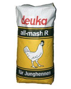 Deuka All-Mash R mit Cocc. 25 kg