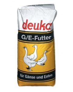 Deuka G/E Futter gek. 25 kg