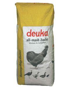 Deuka All-Mash Zucht gek. 25 kg