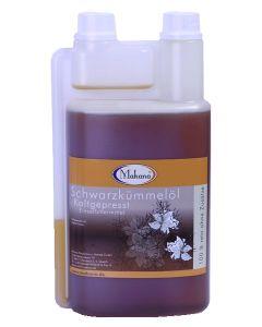 Makana Schwarzkümmelöl 1l