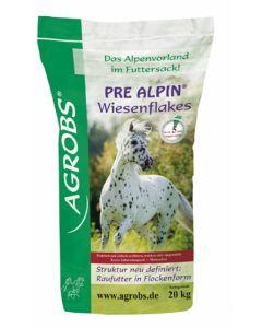 Agrobs Pre Alpin Wiesenflakes 20 kg