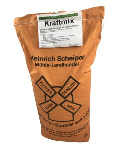 Scheipers KraftMix m. Schwarzh.20kg