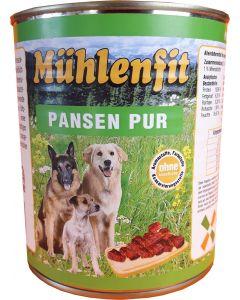Mühlenfit f. Hunde Pansen 800g