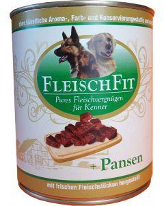 Fleischfit+Pansen 800g (H)