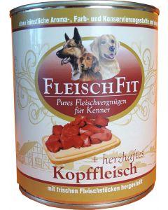 Fleischfit+herzhaf. Kopffleisch 800g (H)