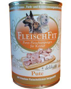 Fleischfit+delikate Pute 400g (H)
