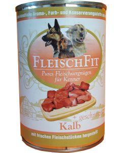 Fleischfit+geschnetzeltes Kalb 400g (H)