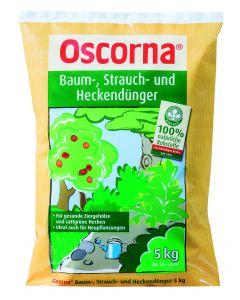Oscorna Baum Strauch Heckendünger 5kg