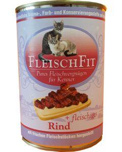 Fleischfit+fleischiges Rind 400g (K)