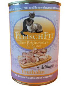 Fleischfit+delikater Truthahn 400g