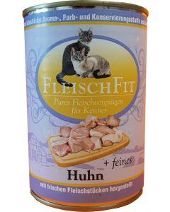 Fleischfit+feines Huhn 400g (K)