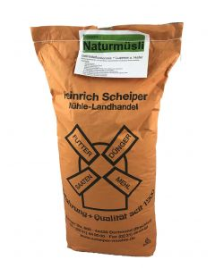 Scheipers Naturmüsli 20 kg