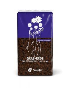 Plantaflor Graberde dunkel 60l