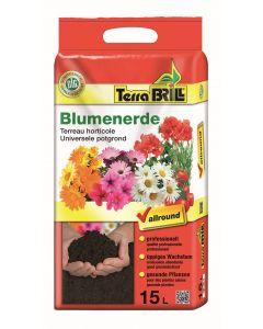 Terra Brill Blumenerde 15l
