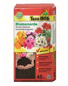 Terra Brill Blumenerde 45l