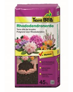 Terra Brill Rhododendronerde 45l
