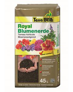 Terra Brill Royal Blumenerde 45l