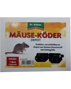 Dr. Stähler Mäuse-Köder Depot