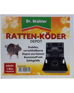 Dr. Stähler Ratten-Köder Depot