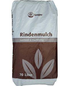 Scheipers Rindenmulch mittel 70l