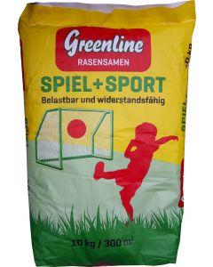 Rasensamen Greenline Spiel + Sport 10kg
