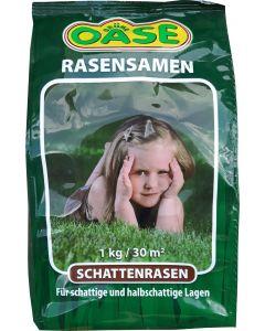 Rasensamen Grüne Oase Schattenrasen 1kg