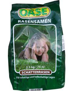 Rasensamen Grüne Oase Schattenrasen2,5kg