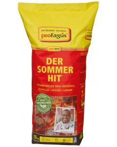 Sommer Hit Buchenholzkohle 15 kg