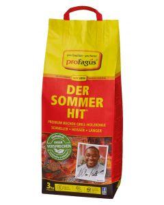 Sommer Hit Buchenholzkohle 3 kg