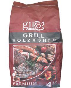 Giro Grillholzkohle Premium 4kg
