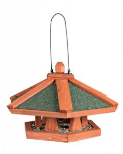 Vogel-Futterhaus Natura 42x24 z. Aufhäng