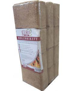 Giro Holzbriketts RUF 10 kg