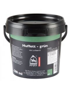 Pfiff Huffett grün Lorbeeröl 500ml