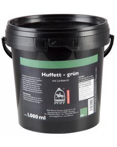 Pfiff Huffett schwarz mit Lorbeeröl 1000