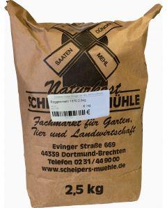 Roggenmehl Type 1370 2,5kg